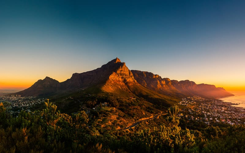 Image result for table mountain south africa