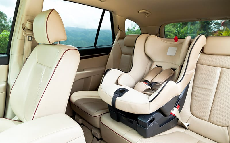 What About Hiring A Car Seat From The Rental Company