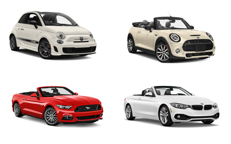 Convertible Rental Cars >> What Is A Convertible Car In Car Rental Rentalcars Com