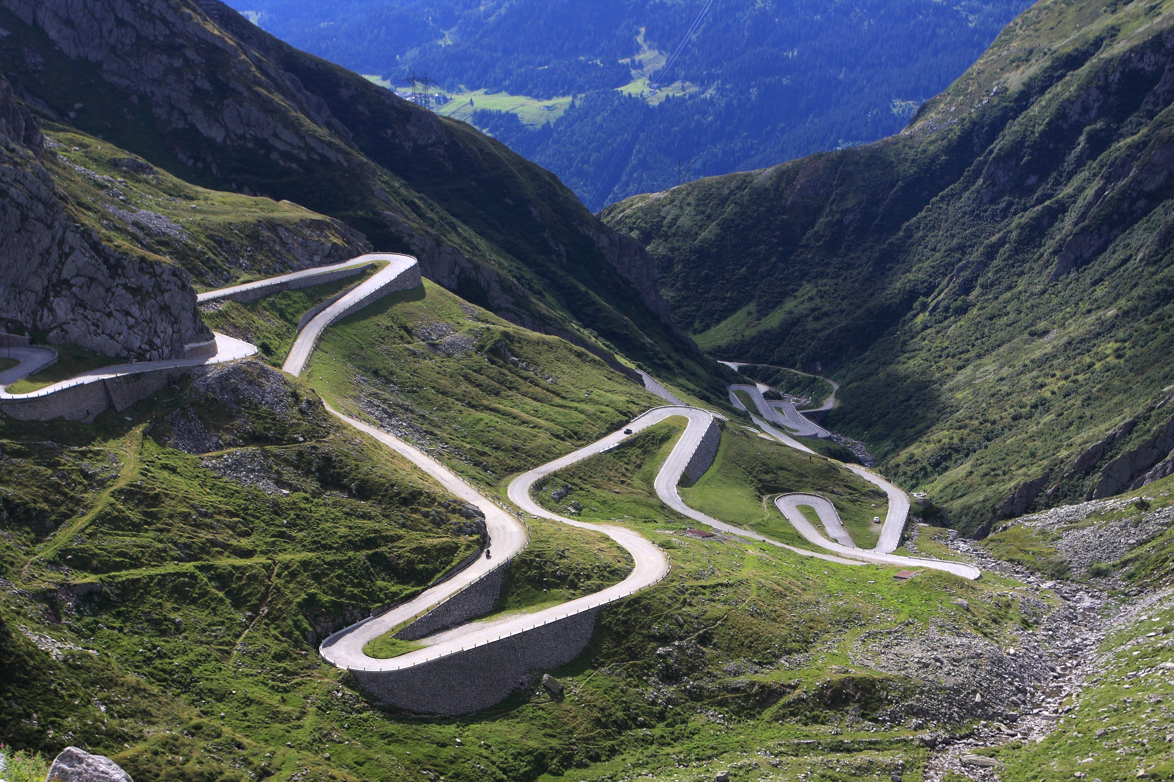 the top 15 adrenaline fuelled roads in the world. Black Bedroom Furniture Sets. Home Design Ideas