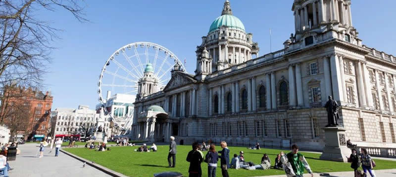 Car Hire Ireland Belfast