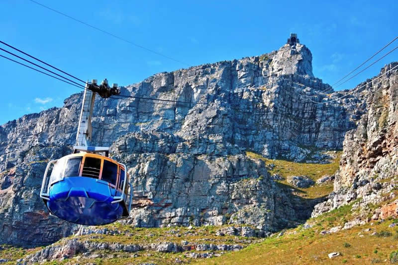 Tafelberg Cable Car Prices