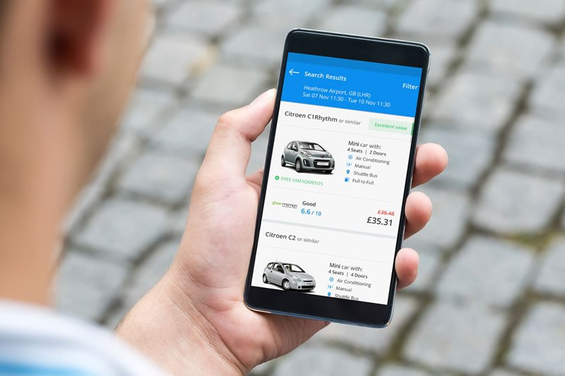 Access One Of the World's Largest Car Rental Companies