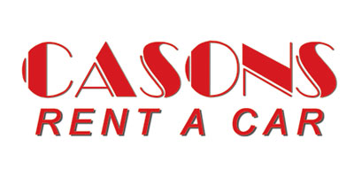 Casons Rent A Car Logo