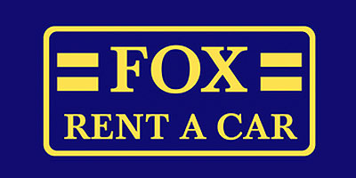 Fox Rent A Car Logo