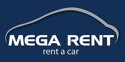Mega Rent Logo