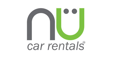 NU Car Rental Logo