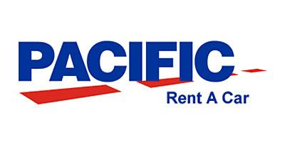 Pacific Rent A Car Logo