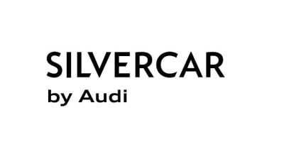 Silver Car Rental Logo