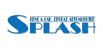 Splash Rentacar Logo