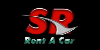 SR Rent A Car Logo