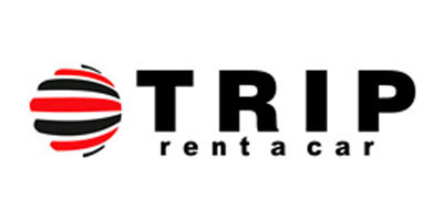 Trip Rent A Car Logo