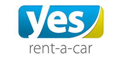 Yes Rent A Car Logo
