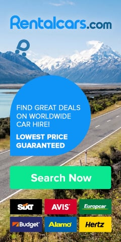 Rent a car in Patagonia and save 15%