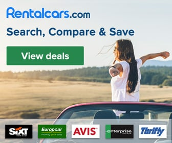 Rental Car Advertisement
