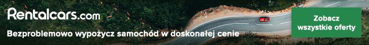Reklama Rental Cars